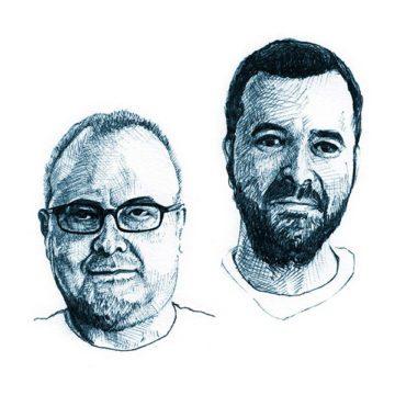 Ramón Úbeda y Otto Canalda