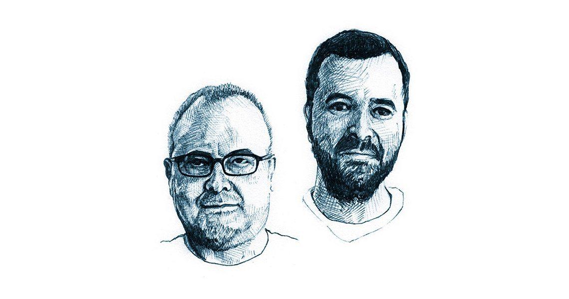 Ramón Úbeda & Otto Canalda
