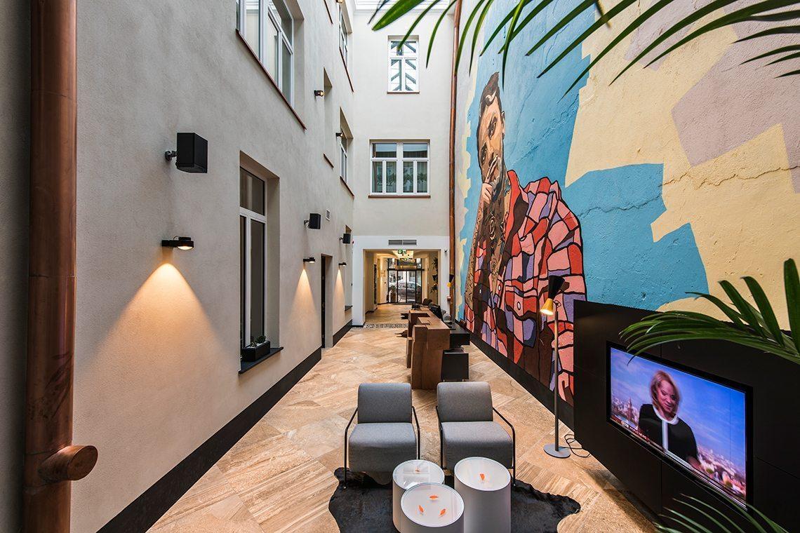 Artagonist Hotel Vilnius