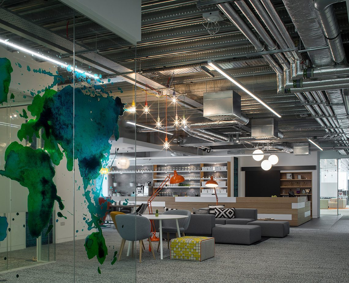Hostelworld Offices Dublin