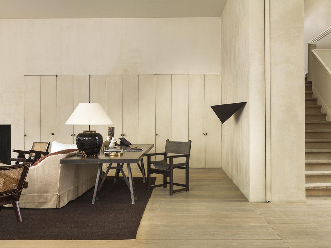 Vincent Van Duysen Residence