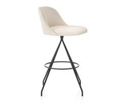 Aleta Swivel Bar Stool