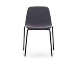 Maarten Chair 4 Legs Smooth Upholstery
