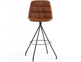 Maarten Bar Stool Soft Upholstery