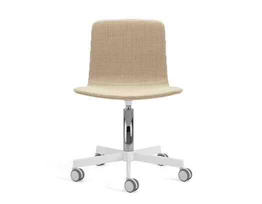 Klip chair 5 casters base