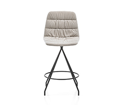 Maarten Counter Stool Soft Upholstery