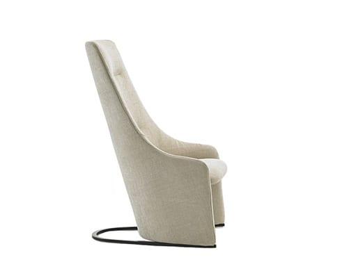 Nagi High Fixed Armchair