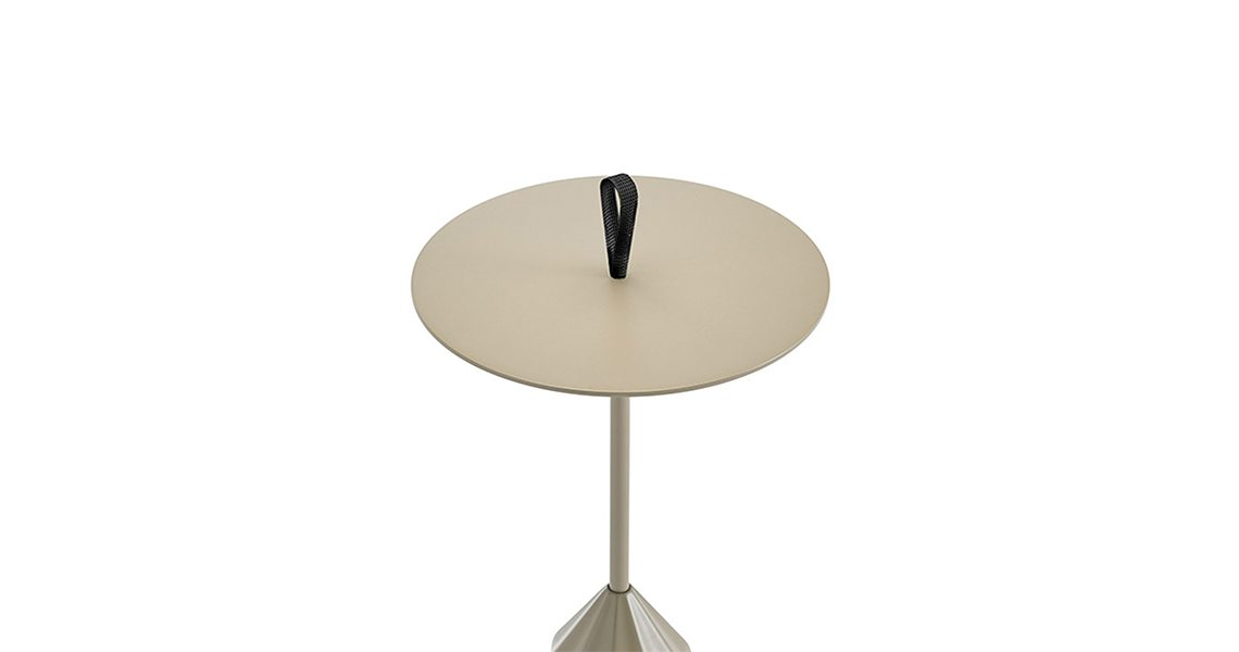 Burin Mini Low Table H55 with Handle