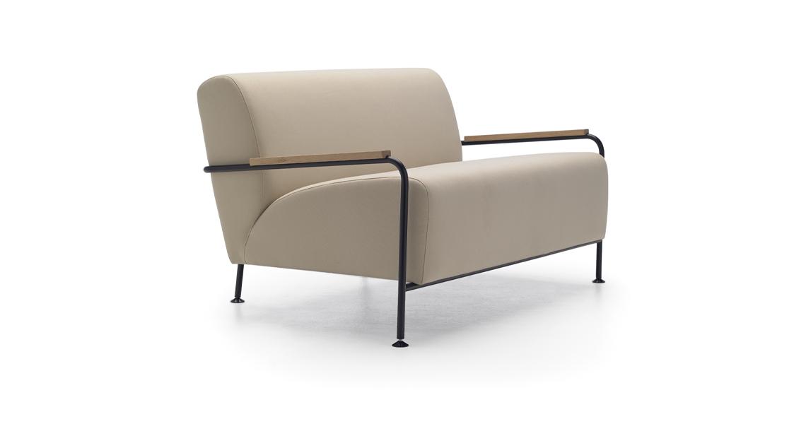 Sofa Colubi con Reposabrazos