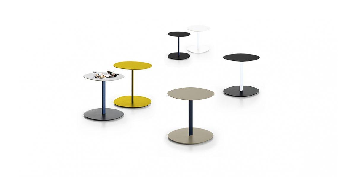 Serra Low Table, H50 Round