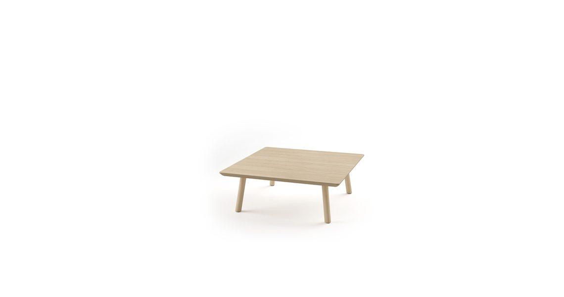Maarten Beistelltisch H30, 80×80