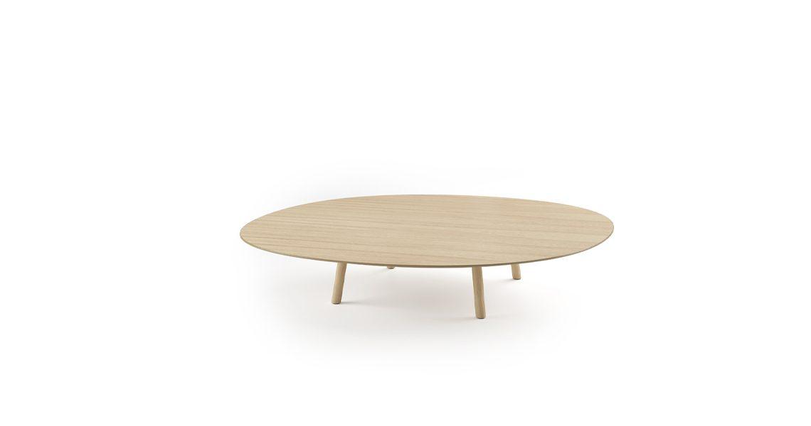 Maarten Low Table H30, D160