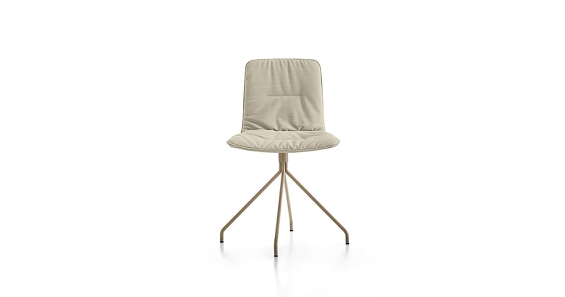 Klip chair swivel base