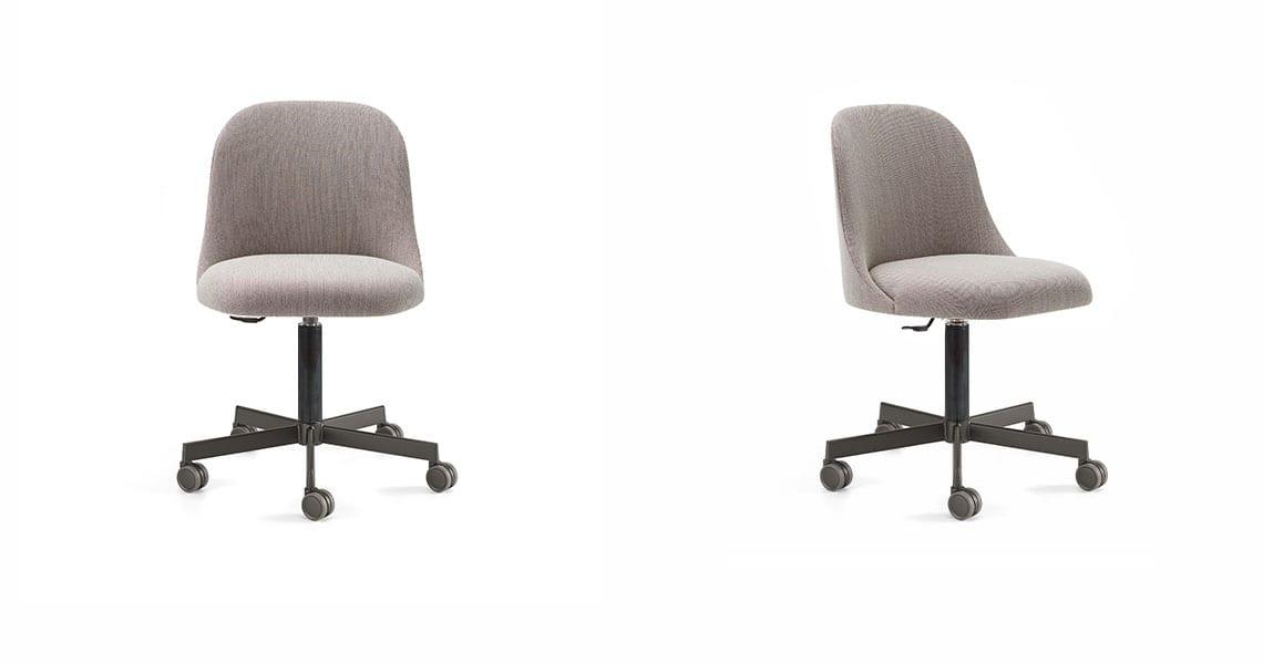 Aleta Chair Caster Base