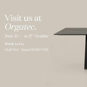 Orgatec 2018 – 'Work to Go' Exhibition