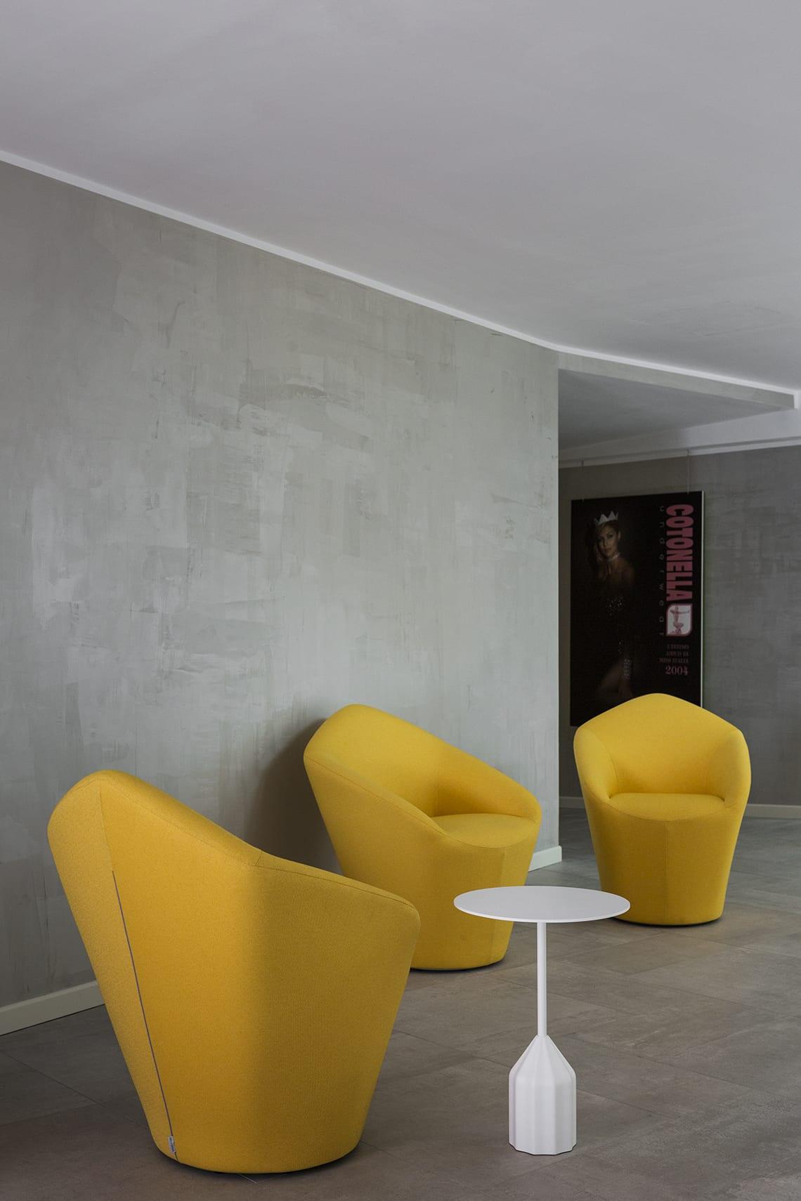 Oficinas Cotonella – Italia