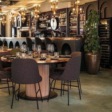 Restaurante The Härg – Tallin