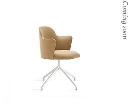 Aleta Chair Pyramid Swivel Base & Armsrests