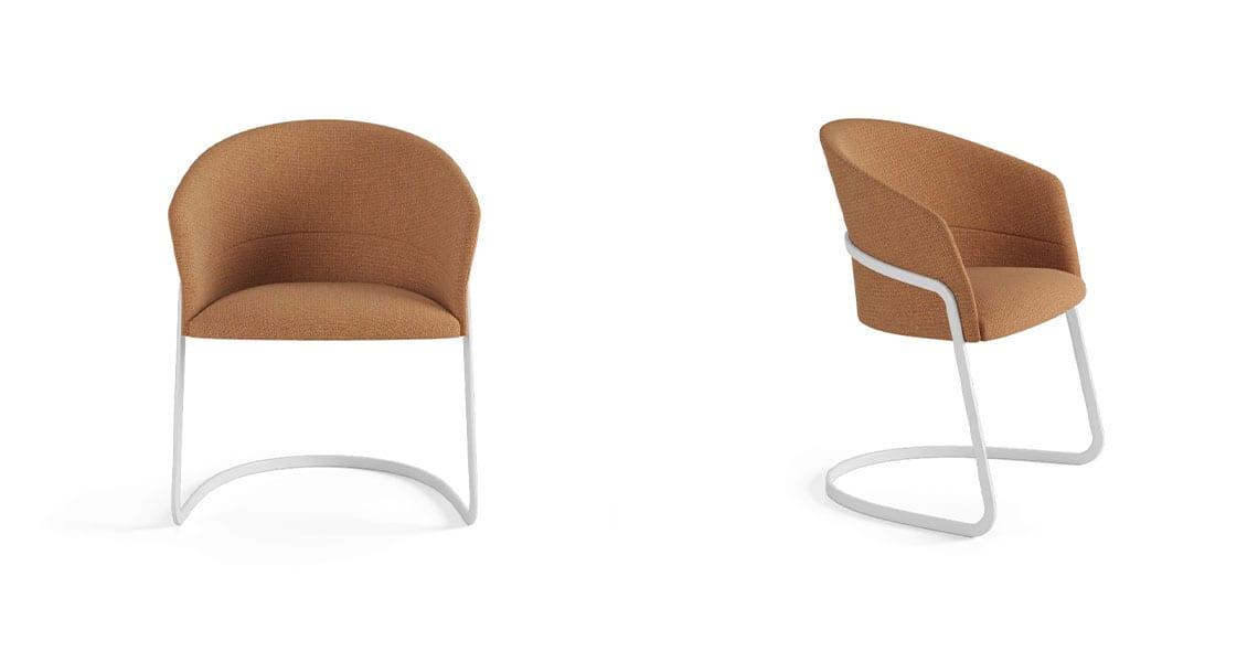 Copa Chair, Cantilever Base