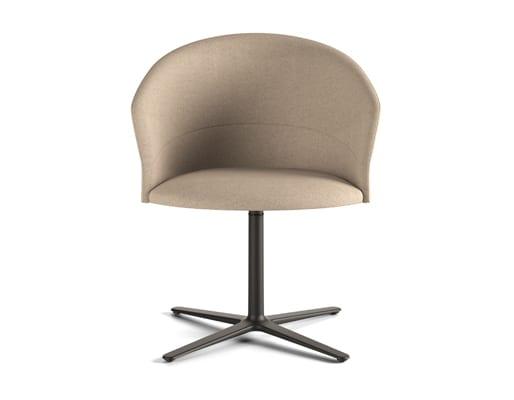 Copa Chair, Flat Swivel Base