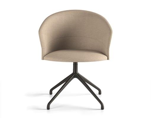 Copa Chair, Pyramid Swivel Base