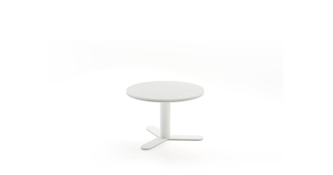 Aspa Low Table H40 D60 — Round