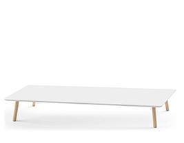 Maarten Low Table H30, 80×200