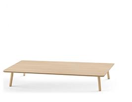 Maarten Low Table H30, 80×180