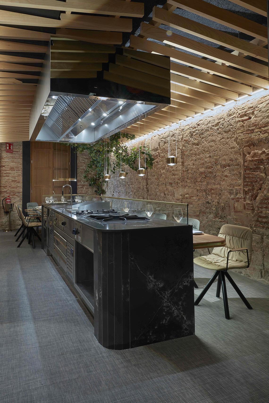 Vaqueta Gastro Mercat Restaurant