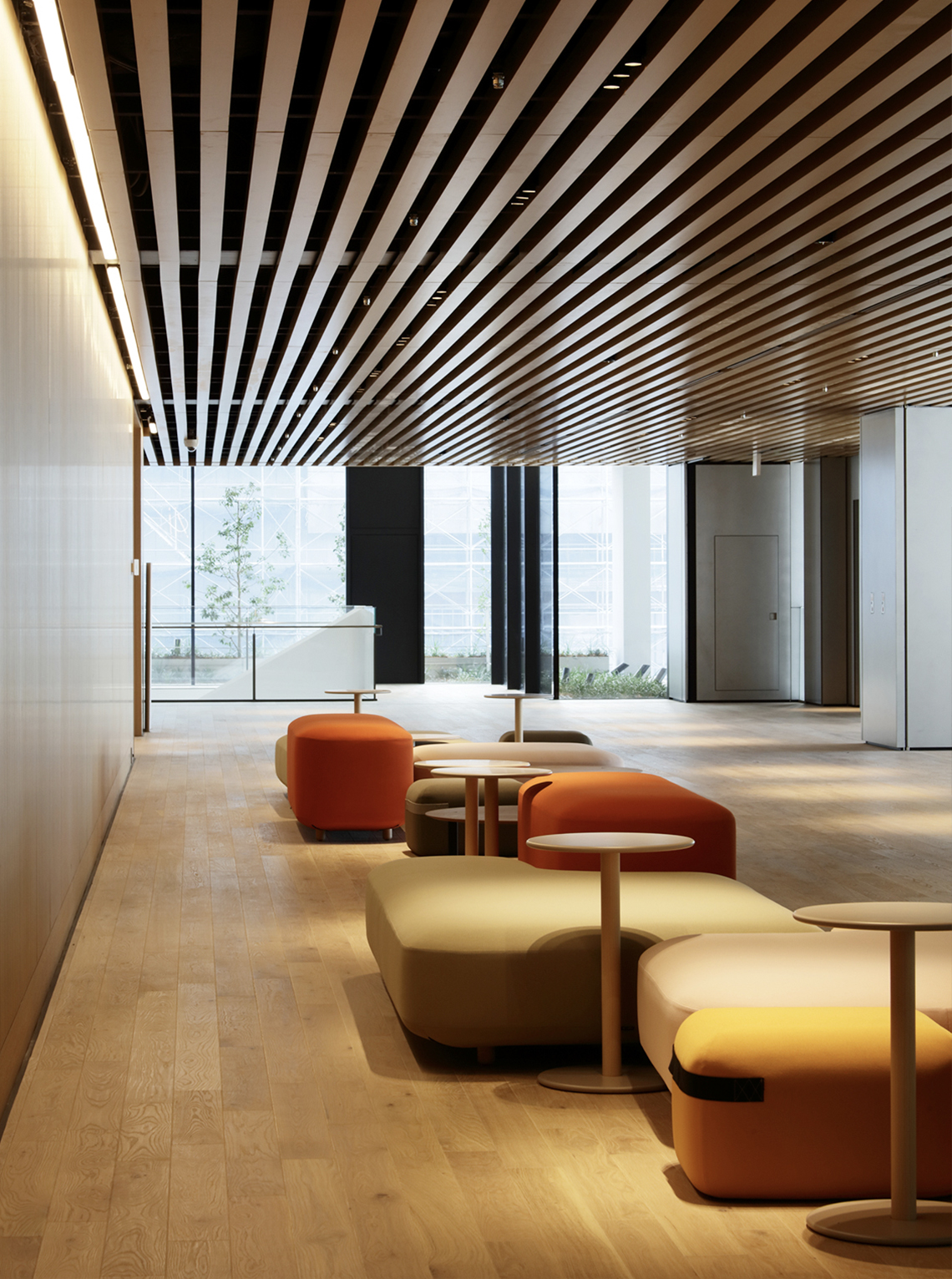 Shiseido Global Innovation Center – Japon
