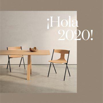 Viccarbe Calendar 2020