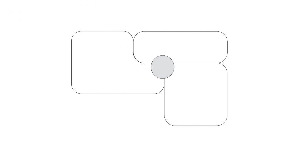 Common Sitzbank – Konfiguration 3