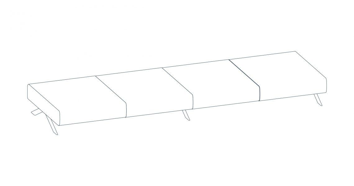 Sistema Bench – Composition 4