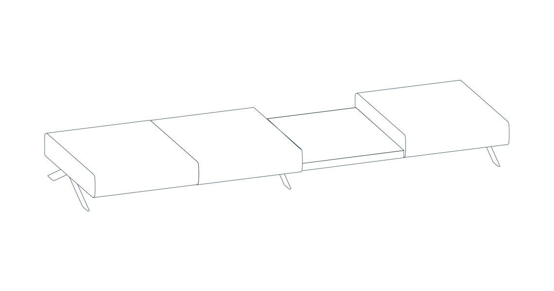 Sistema Bench – Composition 5