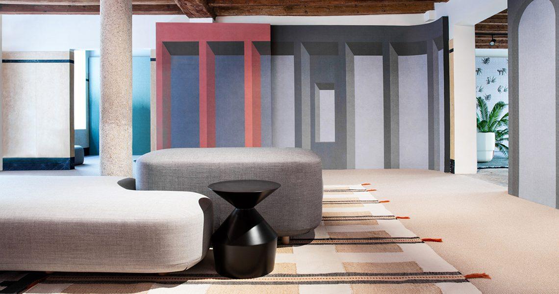Karpeta & Texturae Showroom — Milan