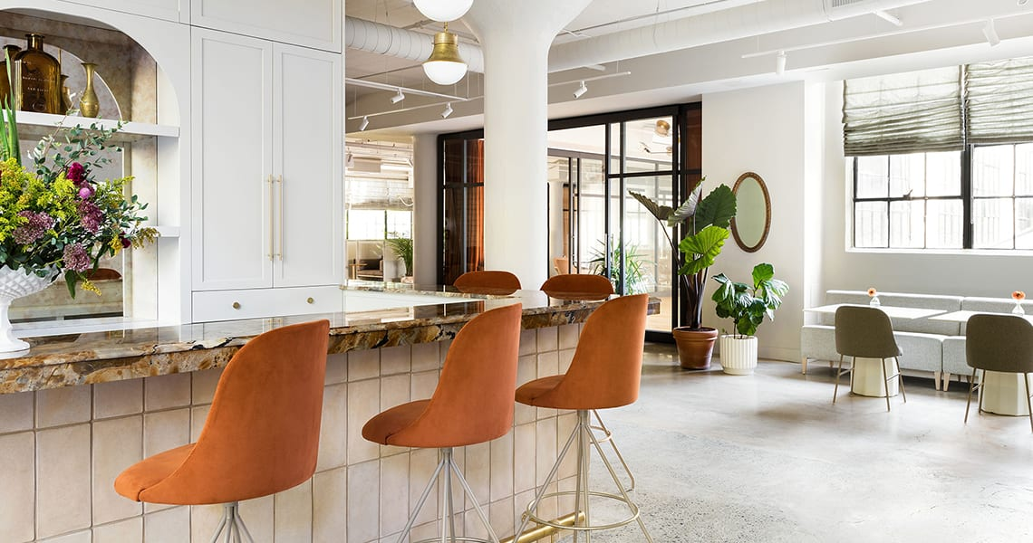 HudCo Coworking Space · New York