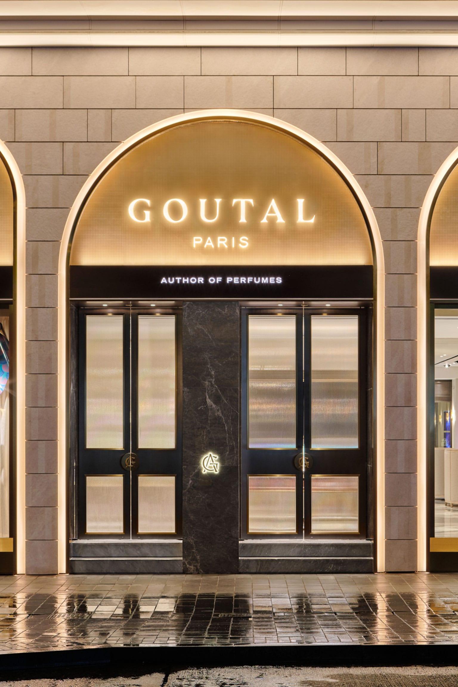 Goutal flagship store · Hong Kong