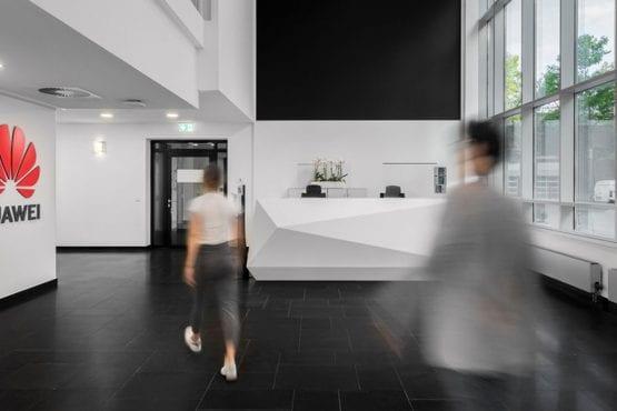 Huawei EMEA Headquarters · Düsseldorf