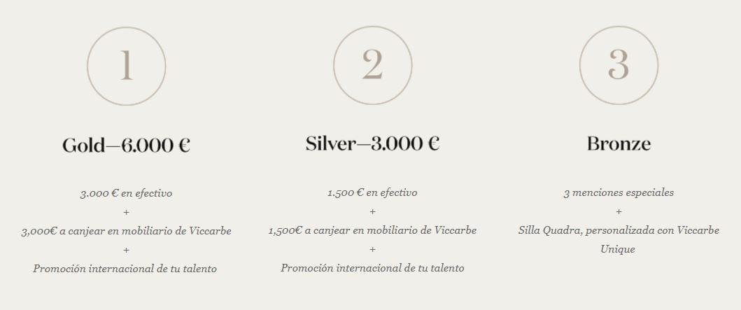 concurso diseño viccarbe interiorismo renders escuela universidad interiorismo