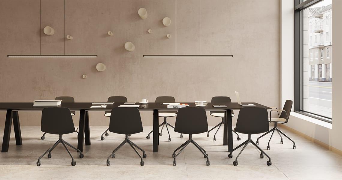Maarten Plastic chair
