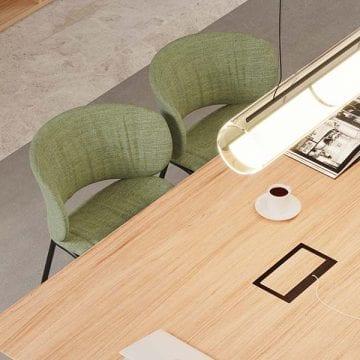 Diseños de mobiliario que promueven la economía circular