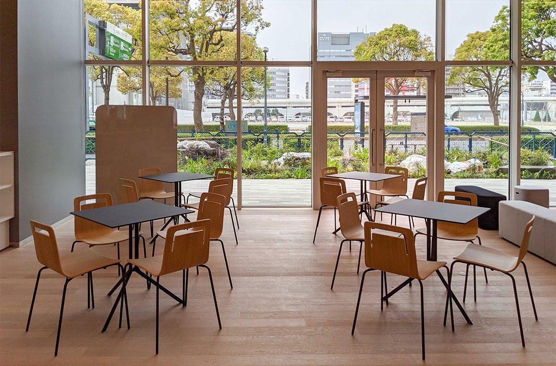 Kanagawa University Minato Mirai Campus – Japan