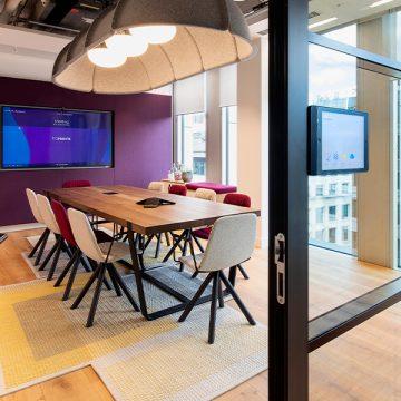 Oficinas HB Reavis – Londres