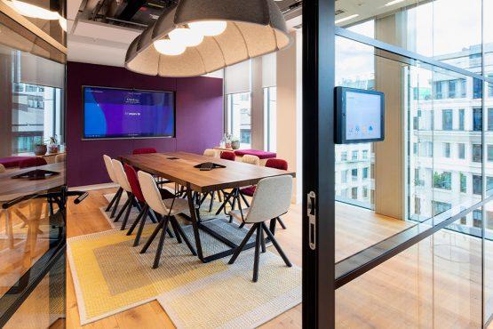 HB Reavis offices – London